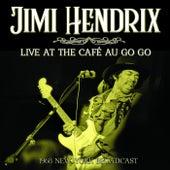 Live At The Café Au Go Go de Jimi Hendrix