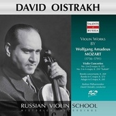Mozart: Works for Violin & Orchestra (Live) by David Oistrakh