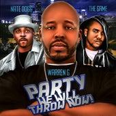 Party We Will Throw Now! - Single de Warren G