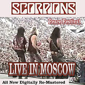 Scorpions - Live in Moscow by Scorpions