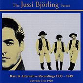 The Jussi Bjorling Series (1933-1949) by Various Artists