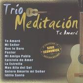 Trio Meditacion Te Amar?Trio Meditacion by Trio Meditacion
