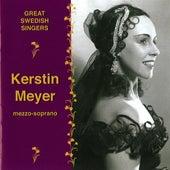 Great Swedish Singers: Kerstin Meyer (1954-1972) de Kerstin Meyer