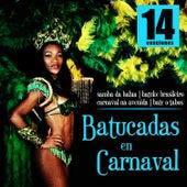 Batucadas en Carnaval de Samba Brazilian Batucada Band