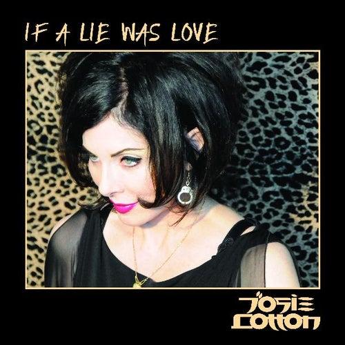 If A Lie Was Love (Remix EP) by Josie Cotton