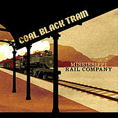 Coal Black Train by Mississippi Rail Company