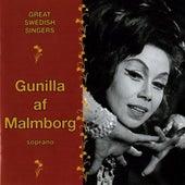 Great Swedish Singers: Gunilla af Malmborg (1963-1985) von Gunilla Af Malmborg