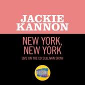 New York, New York (Live On The Ed Sullivan Show, June 26, 1960) de Jackie Kannon