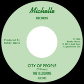 City Of People by The Illusions