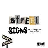 Street Signs by Yaknado