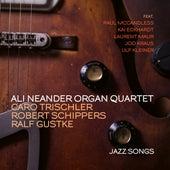 Jazz:Songs by Ali Neander Organ Quartet