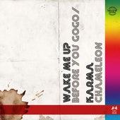 Wake Me up Before You Gogo / Karma Chameleon (Live) de Muziek Grand Band