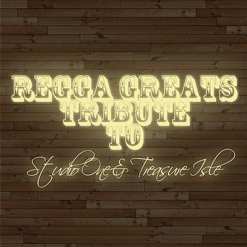 Reggae Greats Tribute To Studio 1 & Treasure Isle by Various Artists