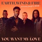 You Want My Love de Earth Wind & Fire, Lucky Daye
