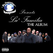 Mr.Important Management Presents La' Familia the Album de Various Artists