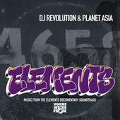 Elements de DJ Revolution
