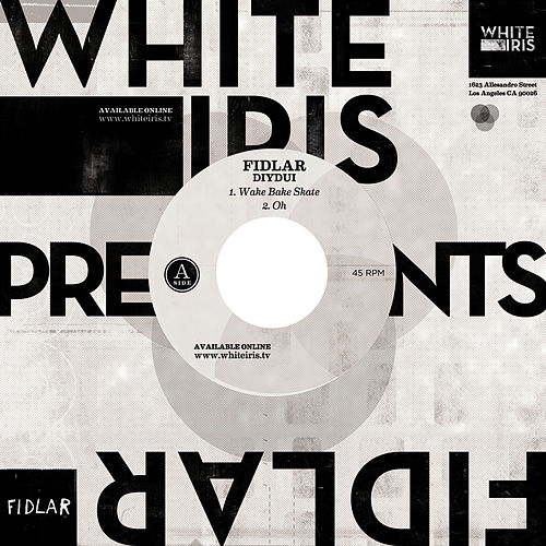 Diydui - EP by FIDLAR