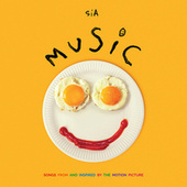 Music (Songs From And Inspired By The Motion Picture) de Sia