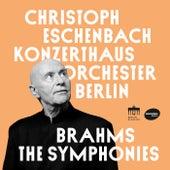 Brahms: The Symphonies fra Christoph Eschenbach