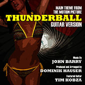 Thunderball - Theme From The Motion Picture - Guitar Remix (John Barry) by Dominik Hauser