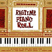 Ragtime Piano Roll de Various Artists
