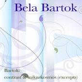 Bartók: contrast & mikrokosmos (excerpts) de Benny Goodman