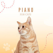 Piano For Cats by Pet Music Therapy