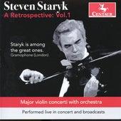 A Retrospective, Vol. 1 by Steven Staryk