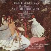 Bruch, Sibelius, Schmitt, Saint-Saens, Respighi: Celloromanzen / Romances for Cello & Orchestra by David Geringas