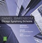 Barenboim & Chicago Symphony Orchestra - The Erato-Teldec Recordings, Vol.3 di Daniel Barenboim