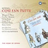 Mozart: Così fan tutte by Various Artists