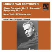 Bruno Walter conducts Beethoven fra New York Philharmonic