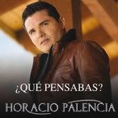 ¿Qué Pensabas? de Horacio Palencia