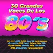 30 Grandes Voces de los 80's de Various Artists