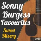 Sweet Misery: Sonny Burgess Favourites de Sonny Burgess