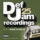 Def Jam 25, Vol 17 - Music To Ride To de Various Artists