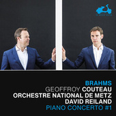 Brahms: Piano Concerto No. 1 - Transcription for Piano Left Hand of Bach's Chaconne von Geoffroy Couteau