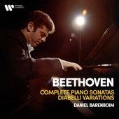 Beethoven: Complete Piano Sonatas & Diabelli Variations de Daniel Barenboim