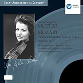 Great Artists of the Century - Anne-Sophie Mutter by Anne-Sophie Mutter