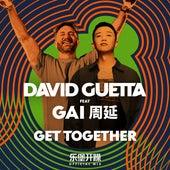Get Together (feat. GAI周延 ) (乐堡开躁 Mix) by David Guetta