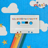 the rainbow cassette by Mazie