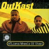 ATLiens / Wheelz of Steel de Outkast
