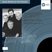 Great Artists of the Century by Alban Berg Quartet