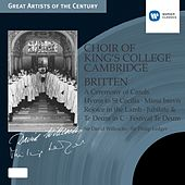 Great Artists of the Century de Choir of King's College, Cambridge