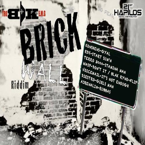 Brick Wall Riddim by Various Artists