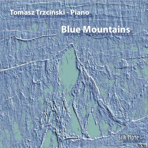 Blue Mountains (The Köln Concert & Mountains Suite) von Tomasz Trzcinski