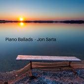 Piano Ballads de Jon Sarta