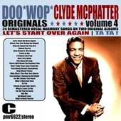 Doowop Originals, Vol. 4 fra Clyde McPhatter