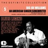 An American Singer, Songwriter, Blues Master, Volume 5; the Complete Singles 1942-1960 de Big Joe Williams