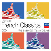 Ultimate French Classics (5 CDs) by Various Artists
